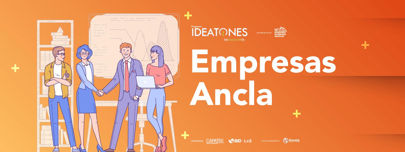 EMPRESAS ANLCA IDEATONES